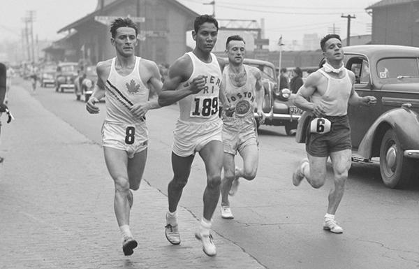 brown-running-1939-marathon-boston-public-library