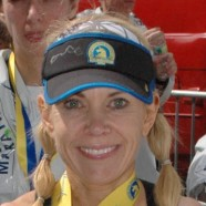 """It took 38 marathons: five years and four months for my Boston dream to become reality"" – Michelle Walker, ""Mom 0'6"" (April 15, 2013)"
