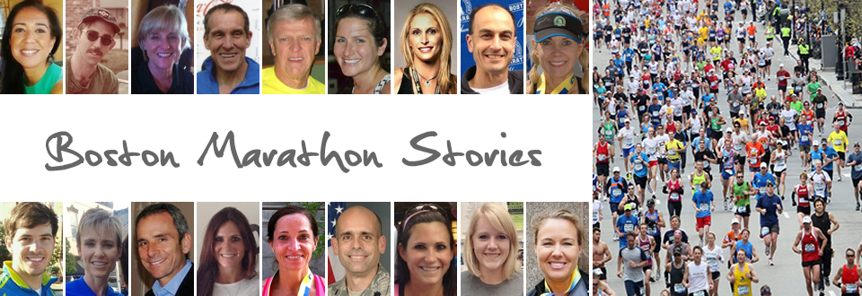 Boston Marathon Stories