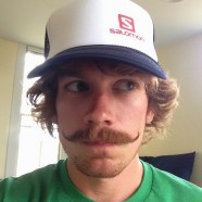 "Hearing ""wicked 'stache, bro!"" a thousand times – Matt Flaherty (April 21, 2014)"