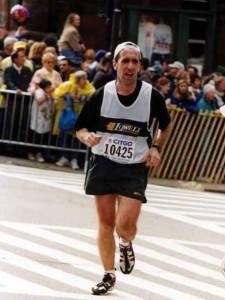 Running Boston before the Turn of the Century (circa 1998)