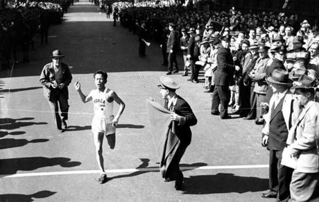 bostonmarathon1947 Boston Globe