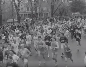 Here's a to a video of the 1967 Boston. I can find myself, but I must be in there somewhere!