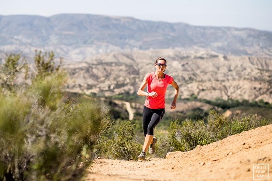 Training at Dripping Springs, Temecula, CA (Photo by Myles Smythe)