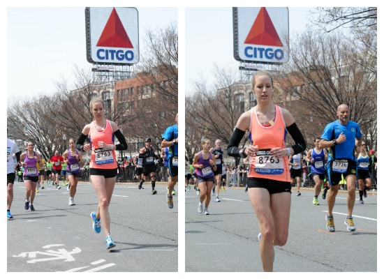 And just like that. The Citgo sign was ahead. And then it was behind me.