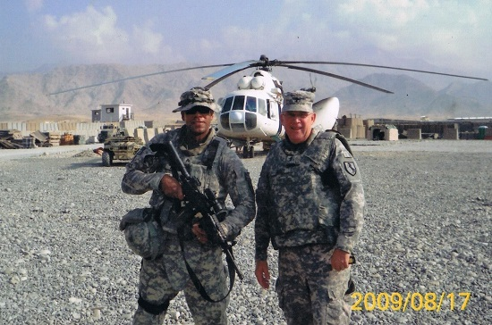 05 Afghanistan with SST Harvey